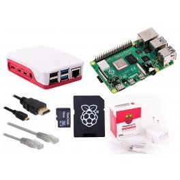 Raspberry Pi 4 - 4Gb Starter Pack (2019)