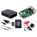 Raspberry Pi 4 Starter Pack (2019) - 4Gb - Zwart
