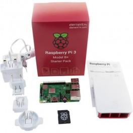Raspberry Pi 3B+ Starterkit - Farnell