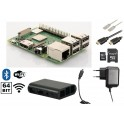 Raspberry Pi 3B+ (32Gb) starter kit + WiFi + NOOBS software tool