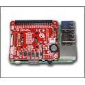 UPS Pico HV3.0B+ HAT Top-End met 450 mAh LiPo batterij