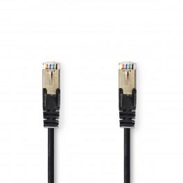 cat 5e Ethernet kabel 2m - zwart
