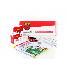 Desktop kit incl. Raspberry Pi 4 - 8Gb